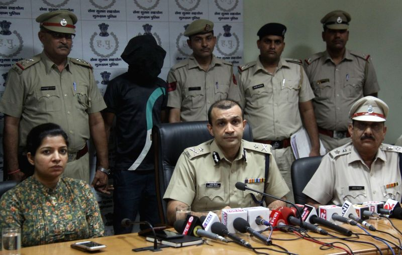 An autorickshaw driver hailing from Uttar Pradesh has been arrested in connection with the gang-rape of a young woman and the killing of her infant daughter in Gurugram on June 6, 2017. ...