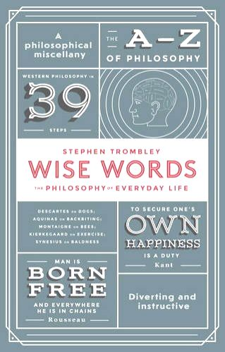 An engaging introduction to philosophy collecting views of thinkers down the ages on over three dozen key topics of life
