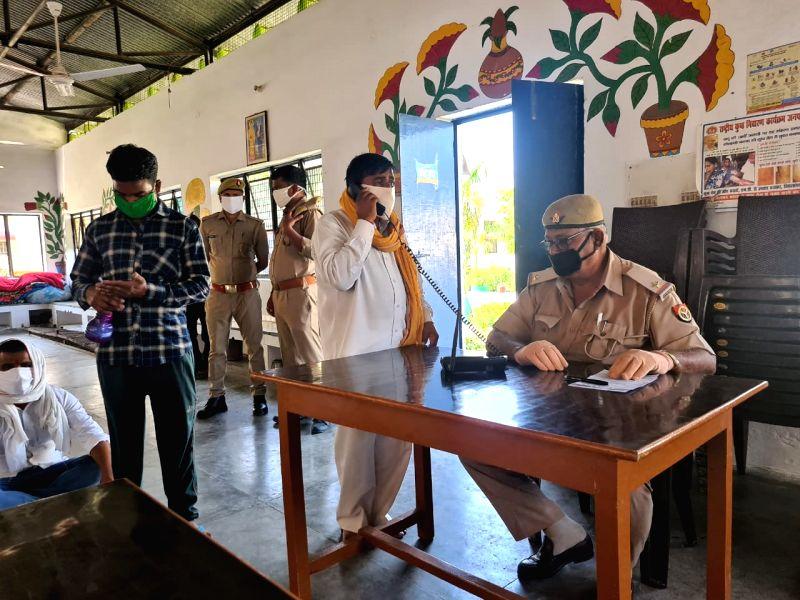 Anand Kumar Director General Prison UP. (Photo: Sanjeev Kumar Singh Chauhan)