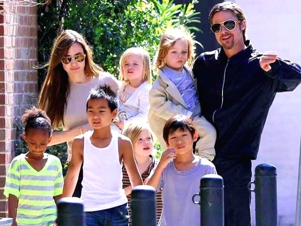 Angelina Jolie, Brad Pitt okay with 'traditional schooling' for their kids.