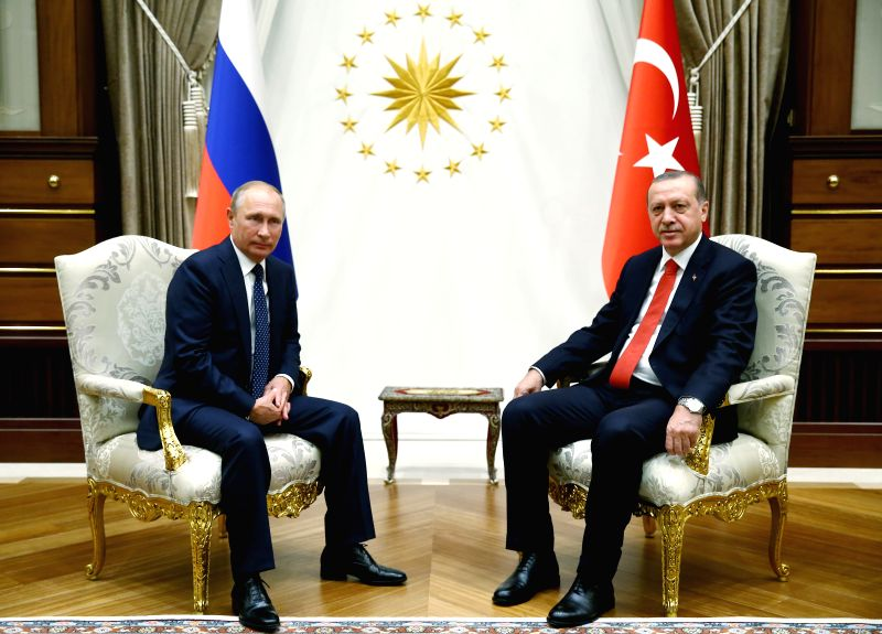 TURKEY-ANKARA-RUSSIAN PRESIDENT-MEETING