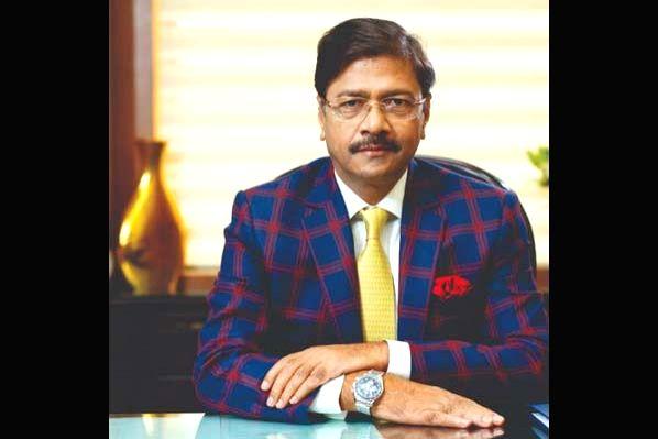 Anoop Kumar Mittal. (Photo: @DrAK_Mittal/Twitter)