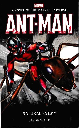 'Ant-Man - Natural Enemy'.