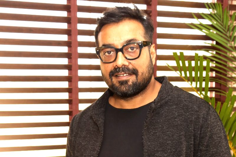 Anurag Kashyap. (File Photo: Amlan Paliwal/IANS)