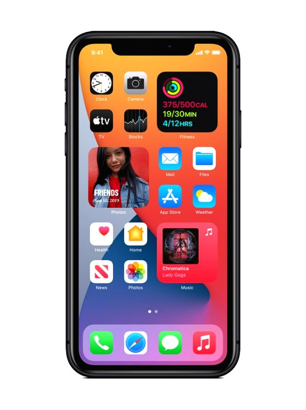 Apple brings iOS 14 to iPhones with exciting features.