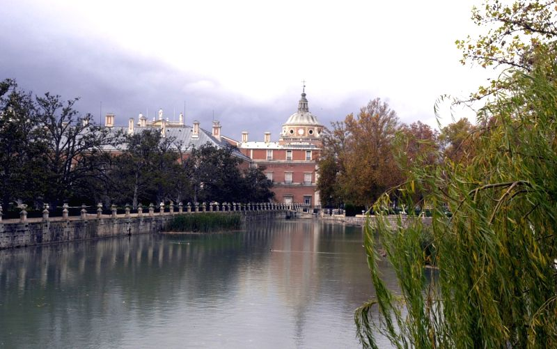 El Escorial, Alcalá and Aranjuez: a walk through Madrid's heritage