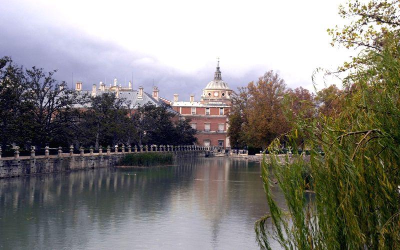 Aranjuez Palace Gardens. EFE Paco Torrente