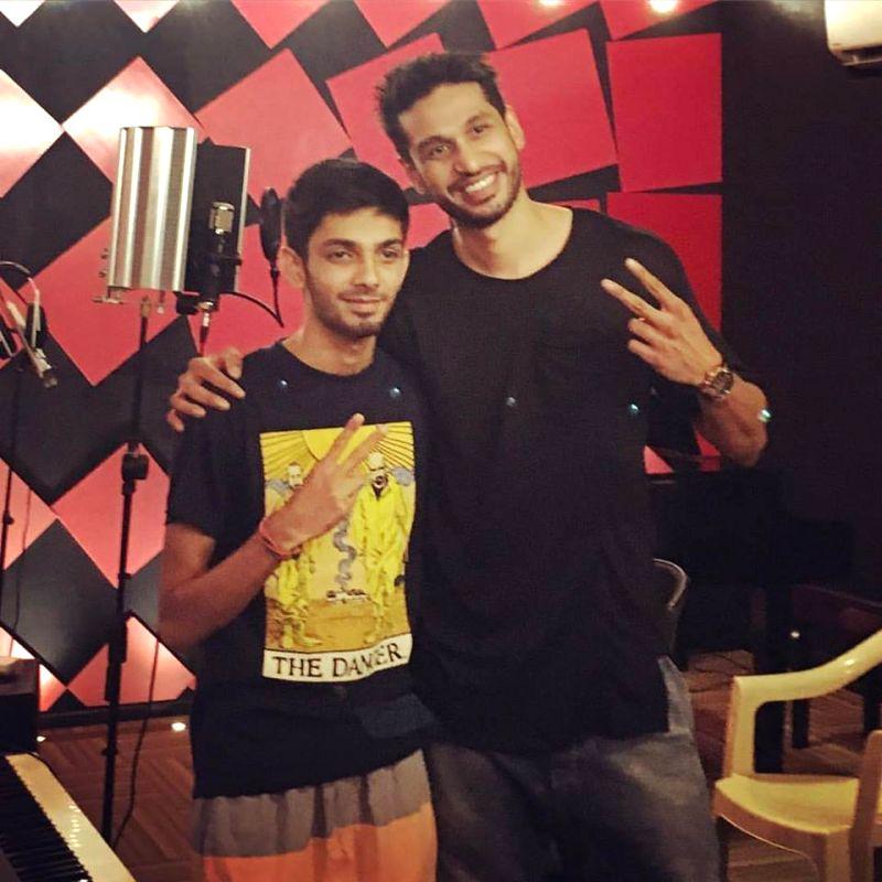 Arjun Kanungo with Anirudh Ravichander