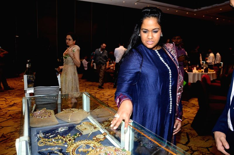 Arpita Khan Sharma during the Grand Jury Meet for the Retail Jeweller India Awards 2016, in Mumbai on July 26, 2016. - Arpita Khan Sharma