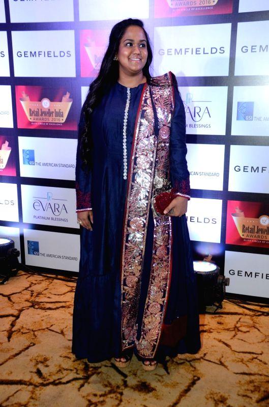 Retail Jeweller India Awards 2016 - Grand Jury Meet - Arpita Khan Sharma