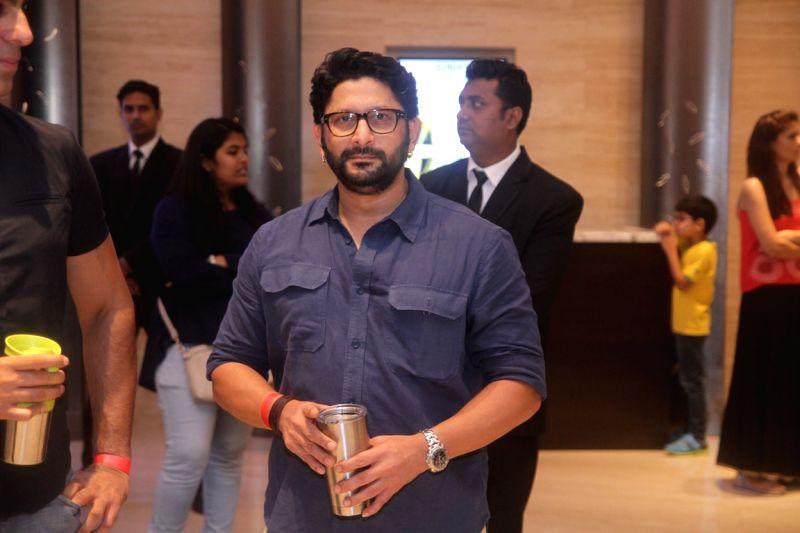 Arshad Warsi at the Ghanta Awards - JW Marriott Mumbai Sahar - Arshad Warsi