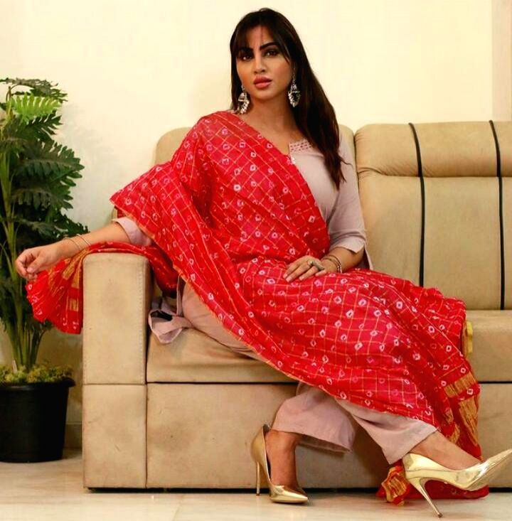 Arshi khan: was not serious about my career before Bigg Boss