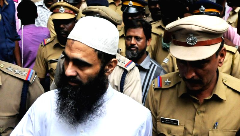 Arshi Qureshi and Rizwan Khan, arrested for allegedly recruiting youths to ISIS, being produced at a Kochi Court on July 26, 2016. Both of them are associated with controversial Islamic ... - Rizwan Khan