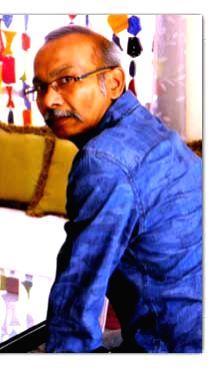 Artist Gopal Namjoshi - Gopal Namjoshi