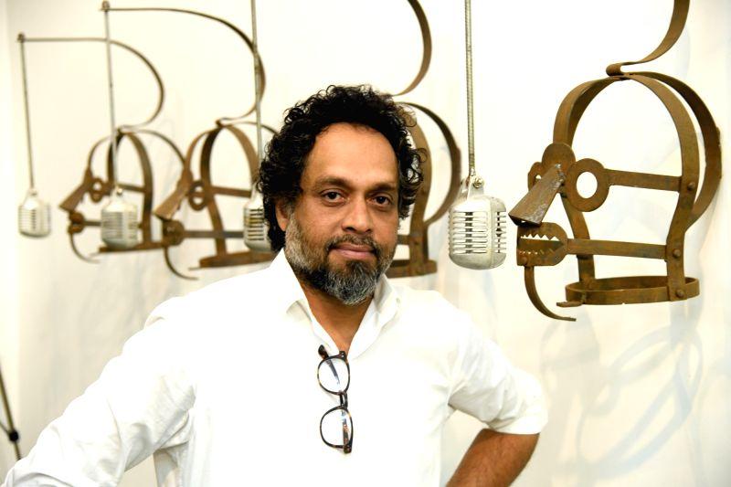 Artist Riyas Komu's interview.
