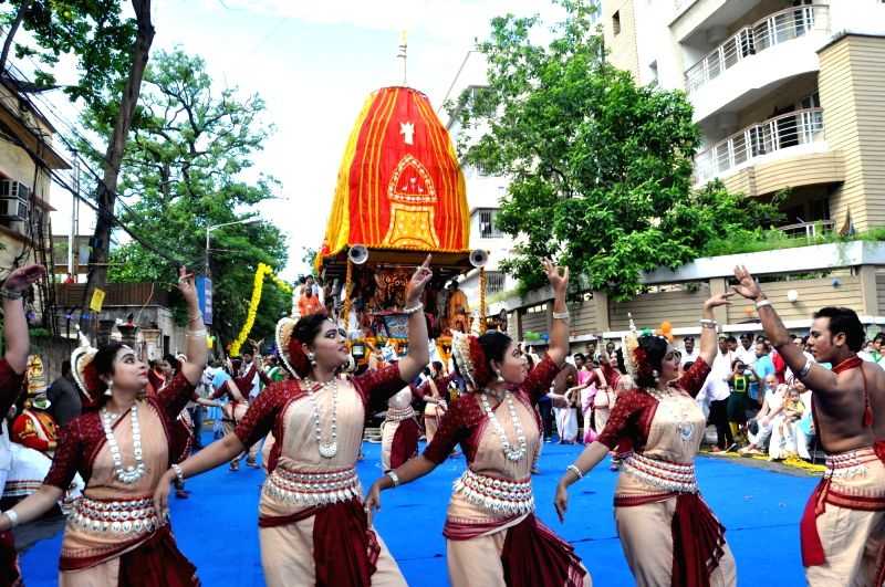 Lakhs turn up for Rath Yatra celebrations in West Bengal