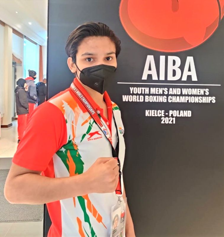 Arundhati cruises into quarters on Day 3 at AIBA Youth Men's and Women's World Championships.