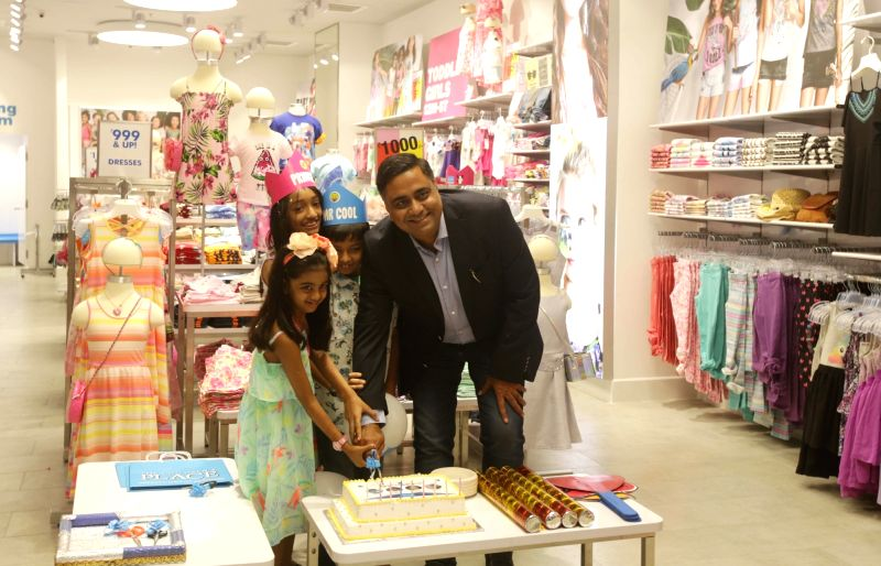 Arvind Lifestyle Brands Division CEO Alok Dubey at the launch of a store in Kolkata, on June 7, 2018.