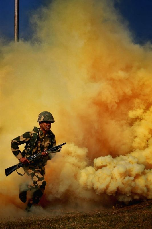 As Pak pushes in terrorists, BSF adopts new training regime