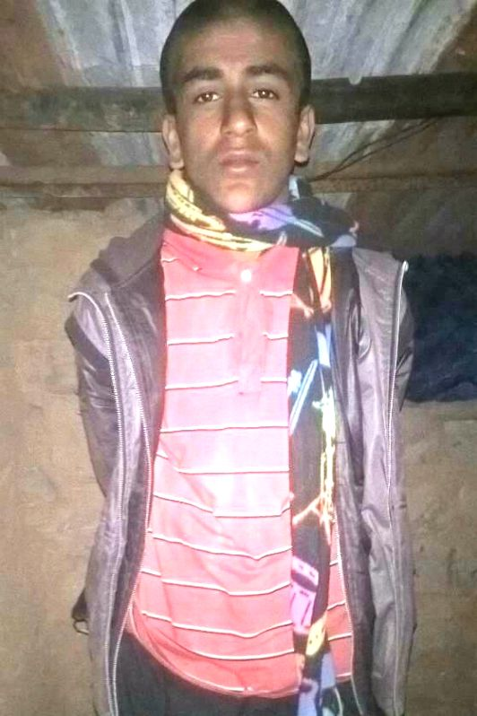Ashfaq Ali Chauhan, a 12-year-old Pakistani boy who was apprehended by Indian Army in Jammu and Kashmir's Nowshera sector of the LoC, on May 6, 2017. Ashfaq Ali Chauhan, was identified as ... - Malik and Ashfaq Ali Chauhan