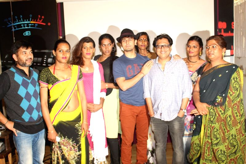 launch of indias 1st transgender band