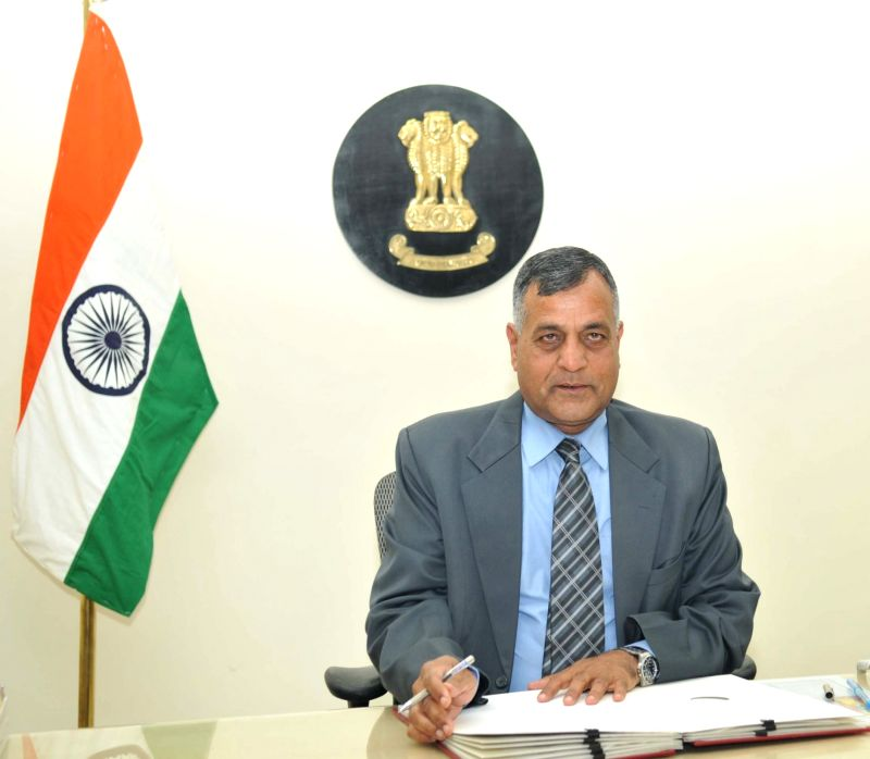 Ashok Lavasa. (File Photo: IANS/PIB)