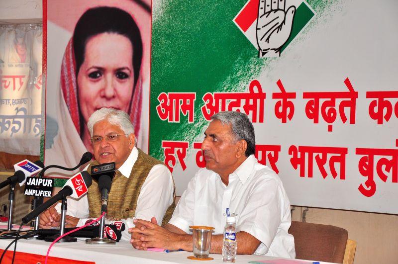 Ashwani Kumar addresses (L). (File Photo: IANS)