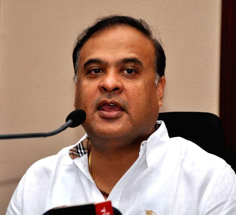 Assam Finance Minister Himanta Biswa Sarma. (Photo: IANS) - Himanta Biswa Sarma