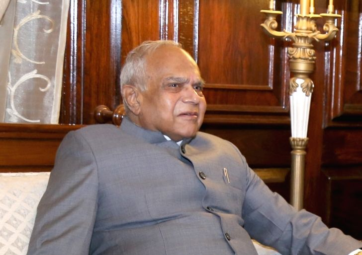 File Photo: Banwarilal Purohit
