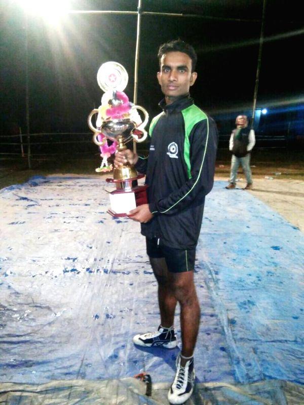 Assam kabaddi player Abdul Arif