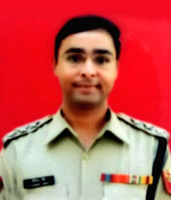Assistant Commandant Jatinder Singh, one of the four Border Security Force (BSF) troopers killed in an unprovoked Pakistan ceasefire violation on the international border in Jammu and Kashmir, ... - Commandant Jatinder Singh