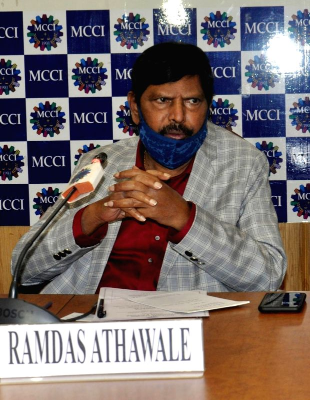 Athawale demands 15% reservation for Kshatriyas in UP
