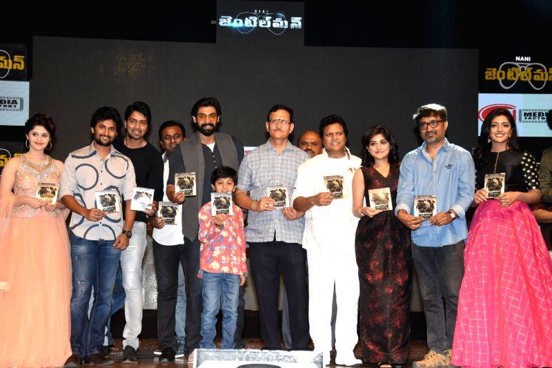 Audio launch of film Gentileman.