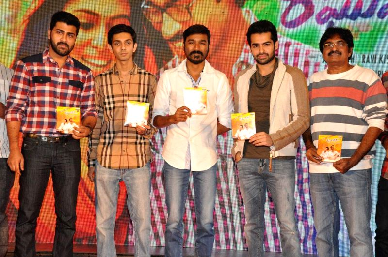 Audio launch of film Raghuvaran B Tech.
