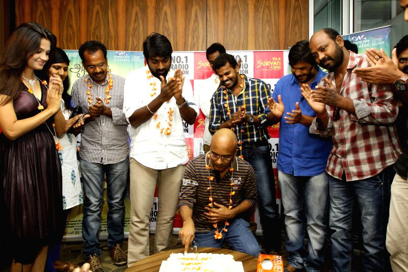 Audio launch of Telugu film `Orange Mittai`.