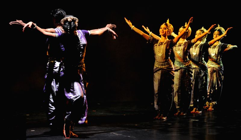 August Dance Residency. (Photo Source: NCPA)