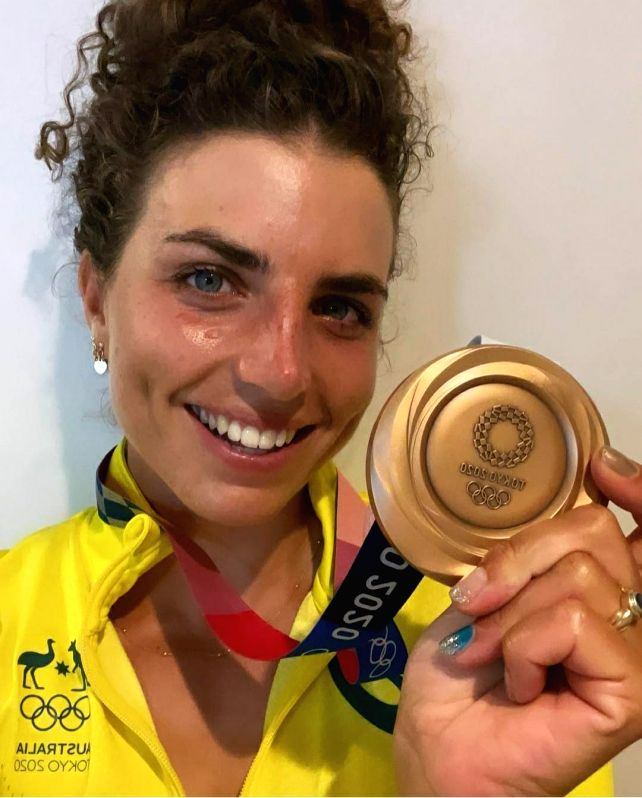 Aussie canoeing-kayaking medalist repaired boat with condoms