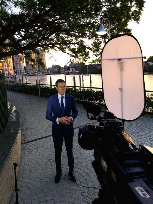 Australian attorney-general Christian Porter denies historical rape allegation.(photo:https://twitter.com/cporterwa)