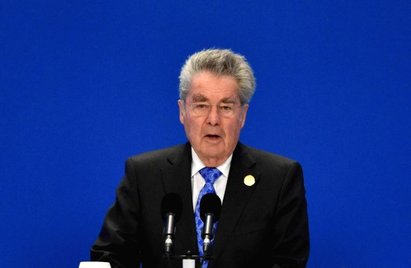Austria President Heinz Fischer. (File Photo: IANS)