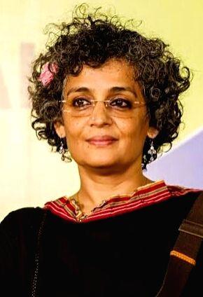 Author Arundhati Roy. (File Photo: IANS) - Arundhati Roy