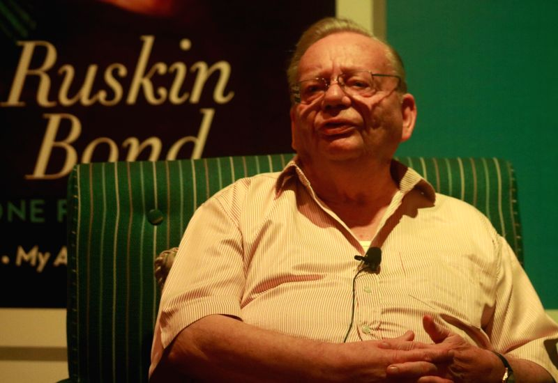 autobiography of ruskin bond Ruskin bond was born on may 19, 1934 in kasauli, punjab, british india he is a writer and actor, known for junoon (1979), the blue umbrella (2005).