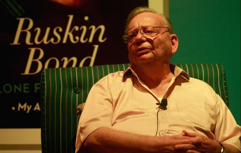 autobiography of ruskin bond essay Visit amazoncom's ruskin bond page and shop for all ruskin bond books check out pictures, bibliography, and biography of ruskin bond.