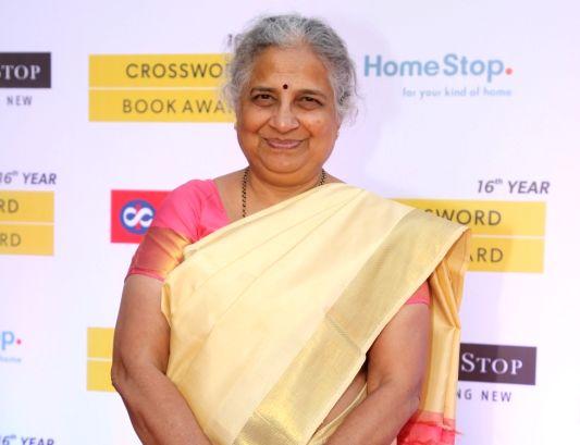 Author Sudha Murthy
