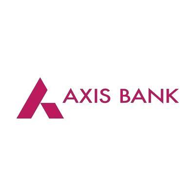 Axis Bank. (Photo: Twitter/@AxisBank)(Image Source: IANS News)