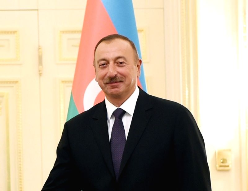 Azerbaijan President Ilham Aliyev. (File Photo: IANS)