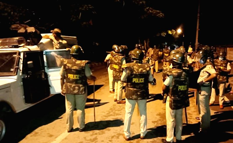 B'luru riots at breakneck speed, within 3 hours of FB post: Police