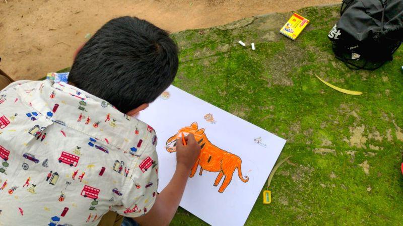 B'luru zoo creates awareness of big cats on World Tiger Day
