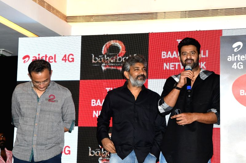 "Baahubali 2""  press meet"