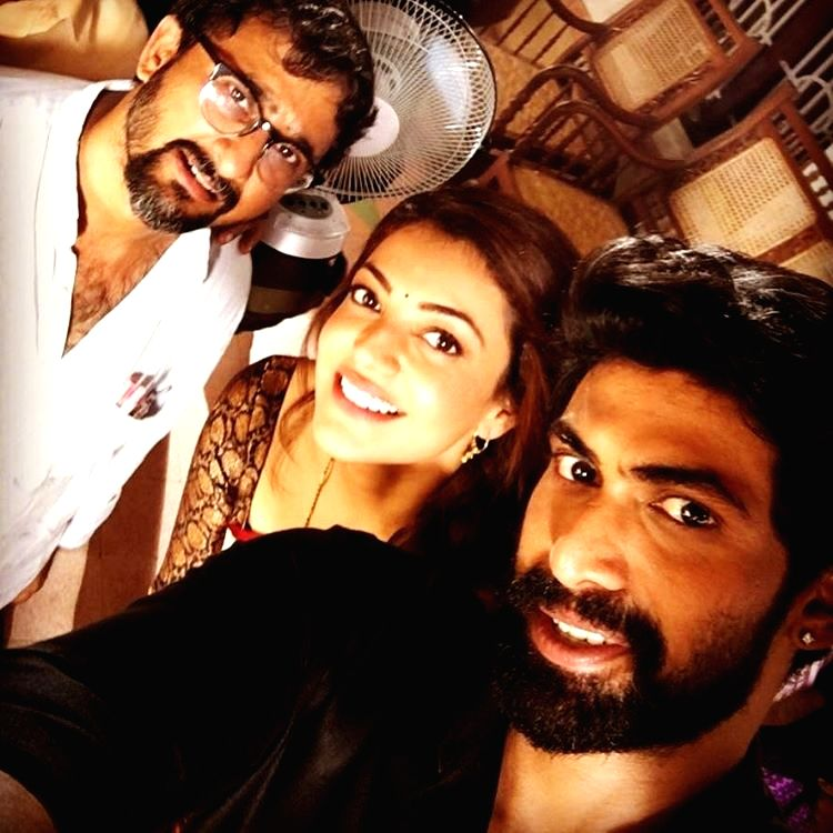 Baahubali 2`s Bhallaladeva aka Rana Daggubati`s next titled film `Nene Raju Nene Mantri`. The film stars Rana and Kajal Aggarwal in the lead roles.