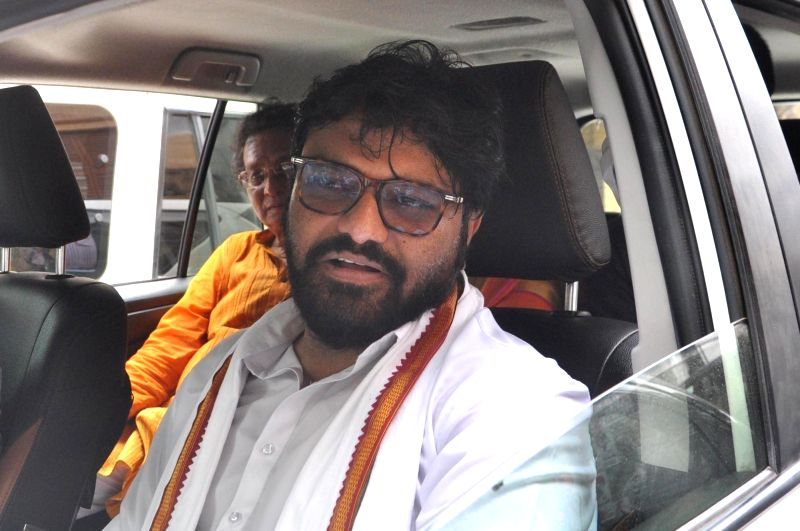 Babul Supriyo. (File Photo: IANS)